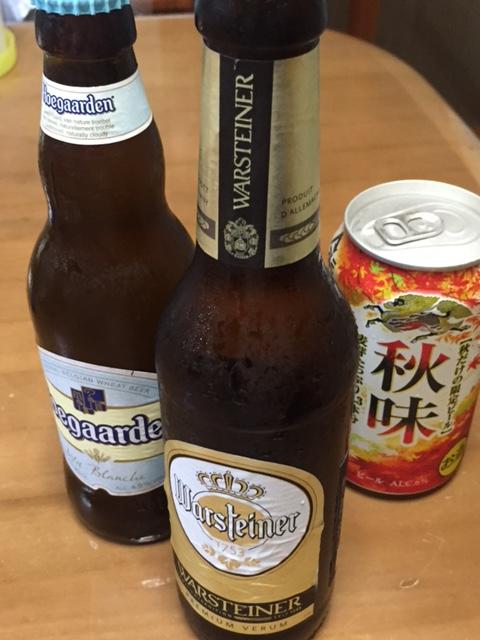 ビールの種類とその特徴?料理と香りの相性をまとめてみた!