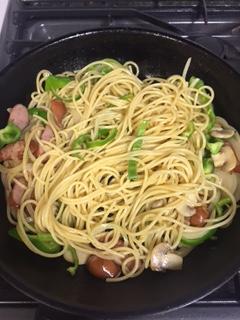 白いナポリタンの作り方やレシピーは?ホワイトスパゲティの味や違いは?