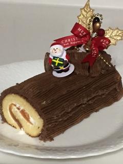 クリスマス定番!ブッシュドノエルをフライパンで作れる?レシピや作り方は?