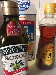 料理初心者でも油を使い分けて美味しく作るコツ?油の違いで味が変わる?