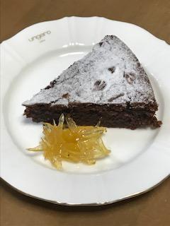 トルタ・カプレーゼ!バレンタインにグルテンフリーのチョコケーキ?簡単で超美味しい!