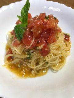 トマトの冷製パスタは日本生まれ?茹で方のコツや作り方は?