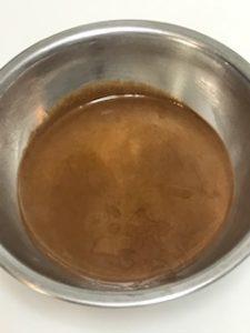 コーヒーアングレーズ