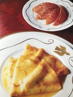 クレープシュゼットの作り方は簡単?レストランのようなデザートに挑戦!